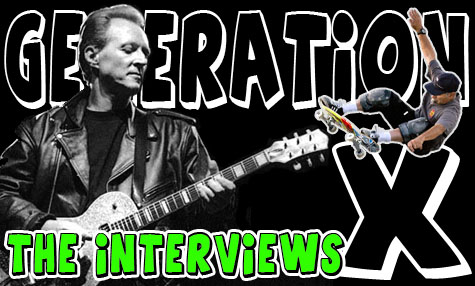 Billy Zoom Interview on Randy Katen's Generation X