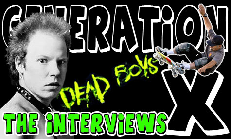 Cheetah Chrome Interview on Randy Katen's Generation X