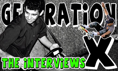Mike Watt on Randy Katen's Generation X