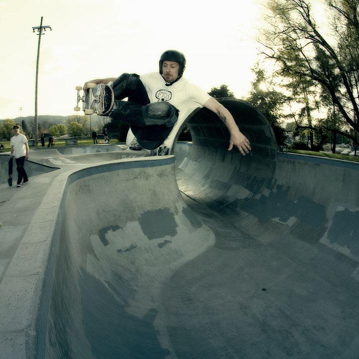 Benji Galloway - Tucking and Traveling @ Pier Park
