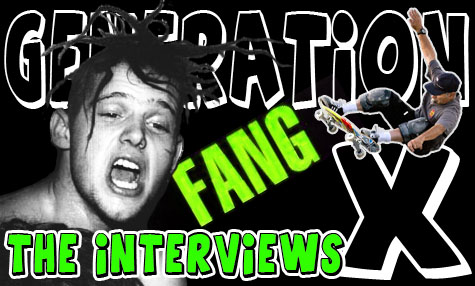 Sammytown Interview on Randy Katen's Generation X