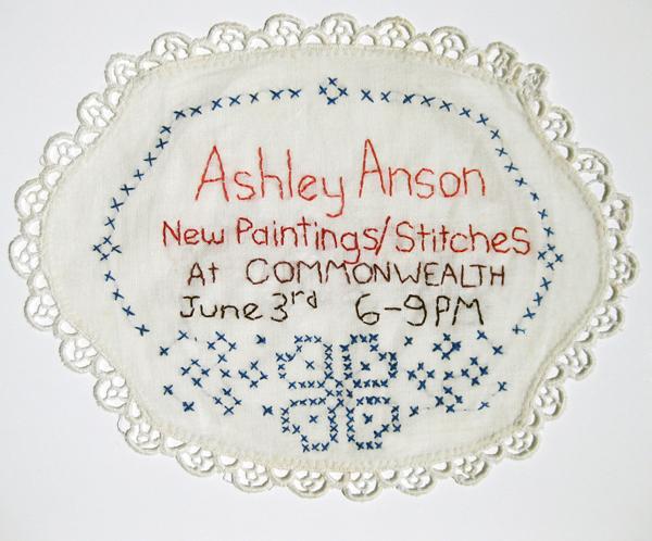 Ashley Anson Art Show @ Commonwealth Skateboarding, June 3, 2011