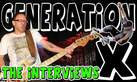 Ray Stevens on Randy Katen's Generation X
