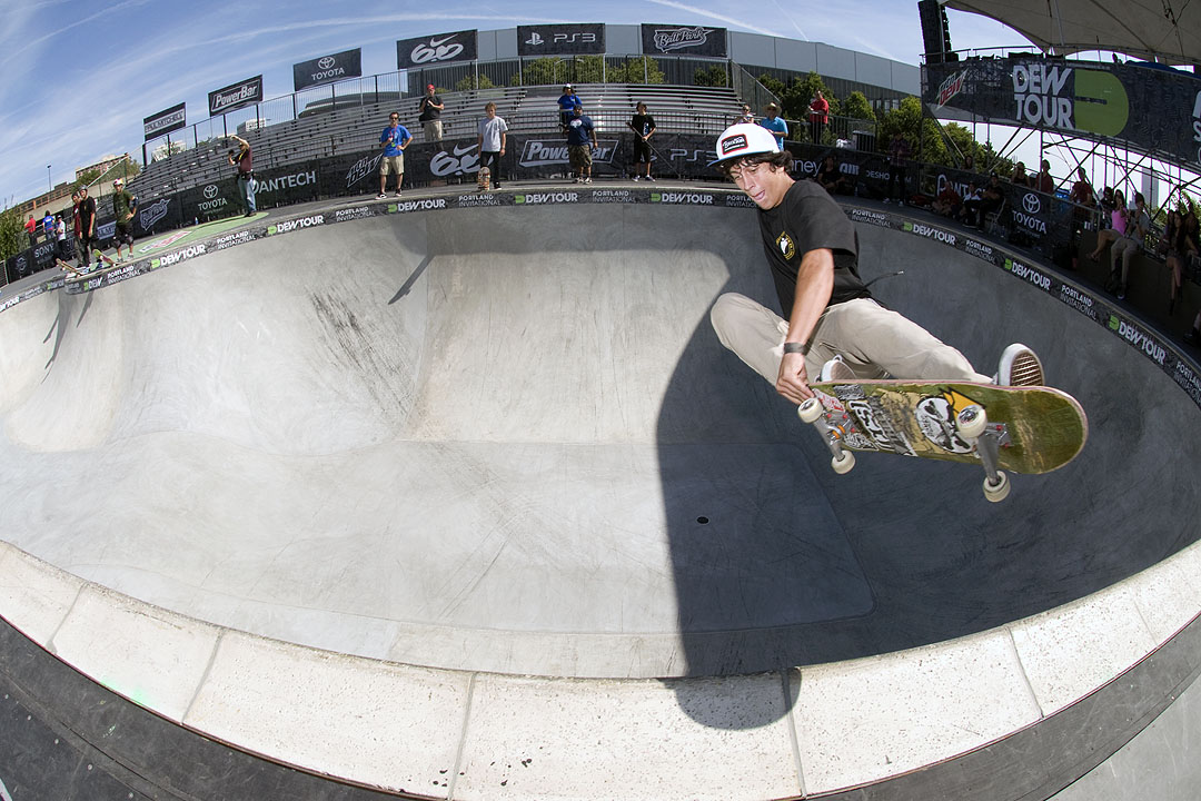 Mason Merlino - Crail to Tail @ Portland Dew Tour