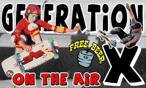 Tony Guerrero on Randy Katen's Generation X