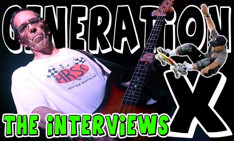 Dave Chavez on Randy Katen's Generation X - The Interviews