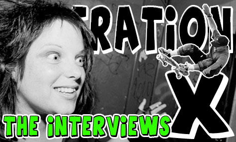 Sally Mutant on Randy Katen's Generation X - The Interviews