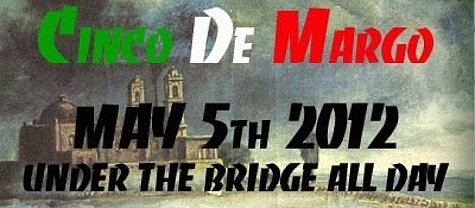 Cinco DeMargo 2012 @ Marginal Way Skatepark
