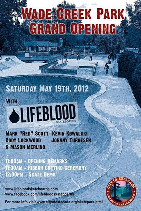 Lifeblood Demo @ Estacada - May 19, 2012
