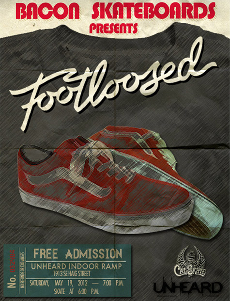 Footloosed Video @ Unheard Ramp - May 19, 2012