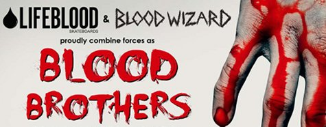 Blood Brothers Tour 2012 - Lifeblood and Blood Wizard