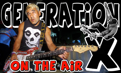 Steve Caballero on Randy Katen's Generation X
