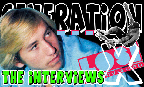 Allen Losi on Randy Katen's Generation X - The Interviews