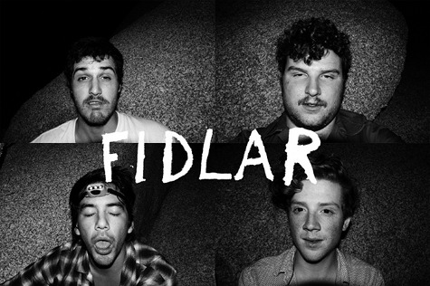 Fidlar on Earth Patrol - Photo: Alice Baxley
