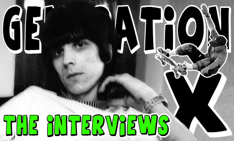 James Williamson on Randy Katen's Generation X - The Interviews