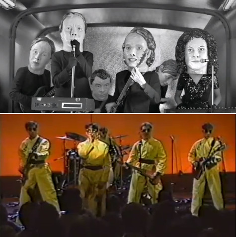 Arcade Fire to Devo on Earth Patrol - YouTube Tuesday